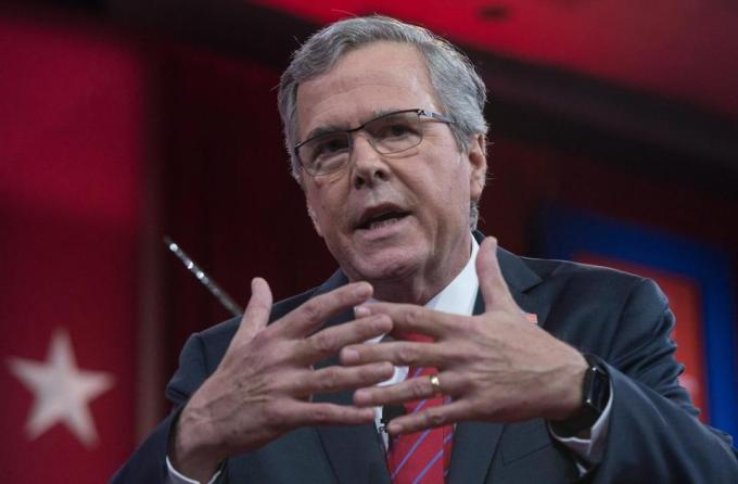 Jeb Bush, other 2016 hopefuls make pitch at conference - Politics - The Boston Globe
