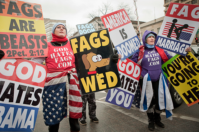 the gays Kill
