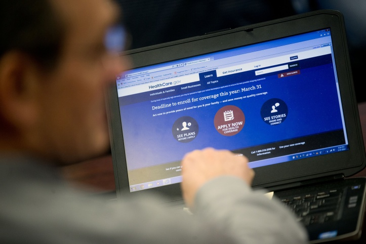 Obamacare's 6-Million Target Hit As Exchange Sees Visits Surge